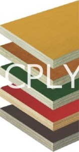 color plywood