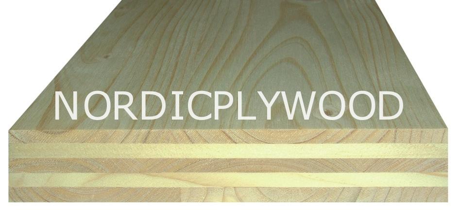 3-layer-panels / 5-layer-panels - LAYER PANELS Nordicplywood